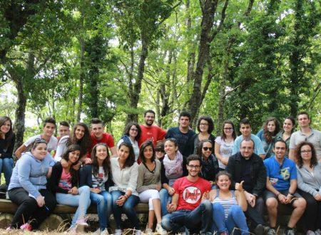 Campo scuola Giovanissimi, Scammari 6-9 Agosto 2014