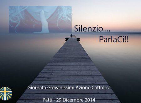 """""""Nel silenzio…parlAC!!!"""" – Giornata Giovani-issimi 2014"""