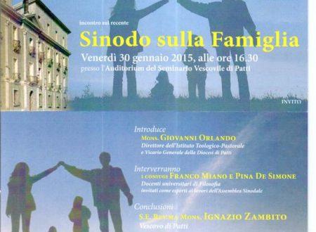 Con Franco Miano il Sinodo sulla Famiglia